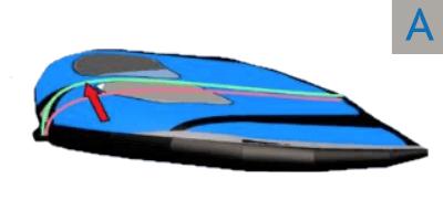 Naish S26 WING Surfer Profil