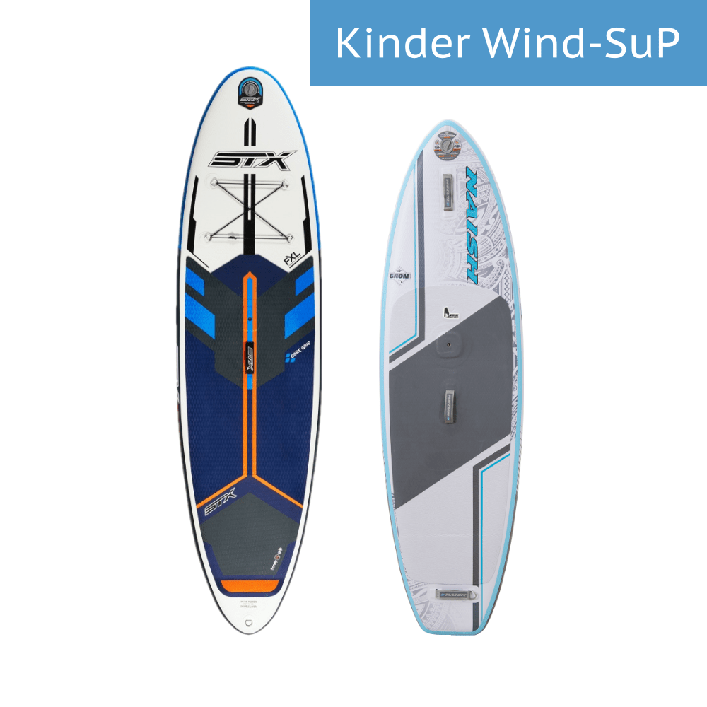 Kinder Wind-SuPs