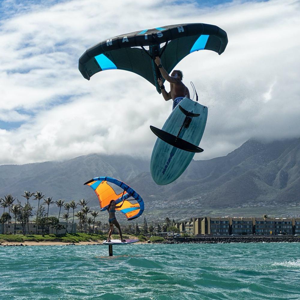 Naish S26 WING Surfer Sprung