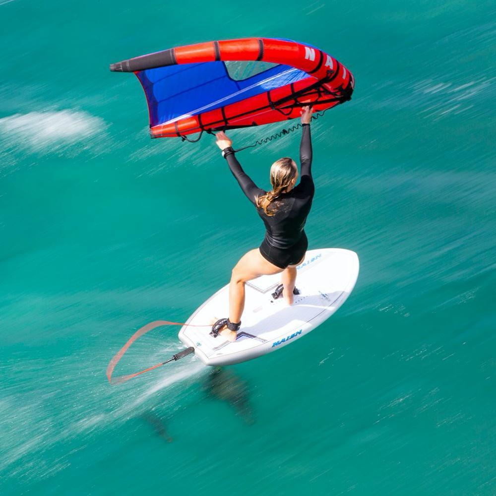 Naish S26 WING Surfer von oben